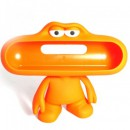 Beats Pill Character Orange