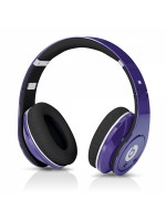 Monster Beats Studio Purple